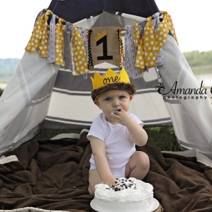 Ripley WV Photography Studio Ravenswood Riverfront First Birthday 4