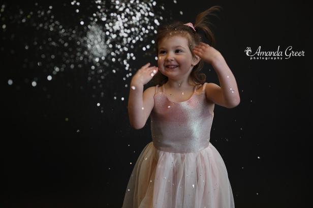 Amanda Greer Photography Ripley WV Photography Studio Charleston WV Photographer Glitter Session WV Childrens Photographer 10