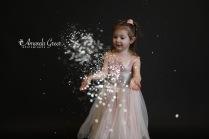 Amanda Greer Photography Ripley WV Photography Studio Charleston WV Photographer Glitter Session WV Childrens Photographer 18