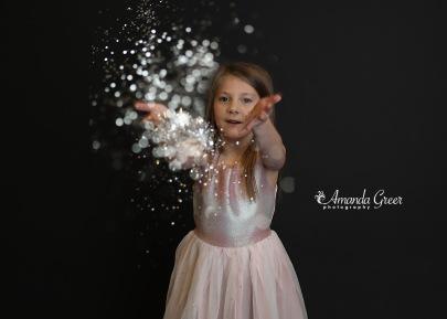 Amanda Greer Photography Ripley WV Photography Studio Charleston WV Photographer Glitter Session WV Childrens Photographer 6