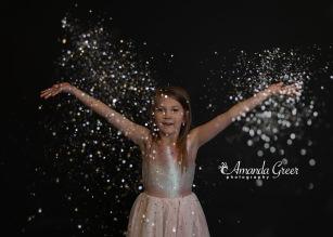 Amanda Greer Photography Ripley WV Photography Studio Charleston WV Photographer Glitter Session WV Childrens Photographer 7