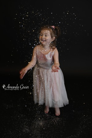 Amanda Greer Photography Ripley WV Photography Studio Charleston WV Photographer Glitter Session WV Childrens Photographer 9